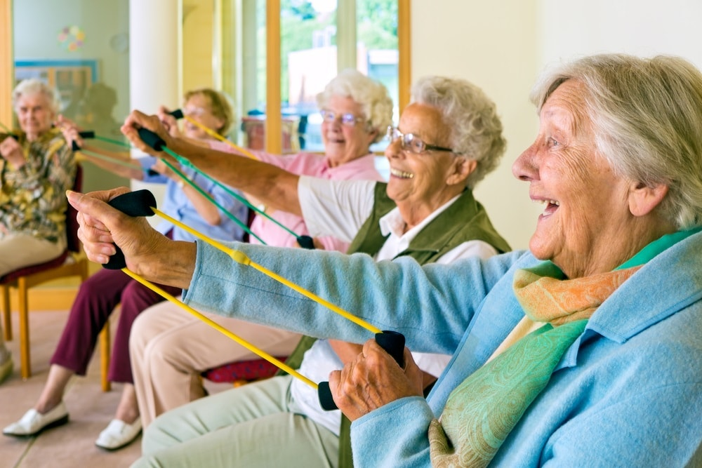 Focusing on Increasing Wellness in Assisted Living